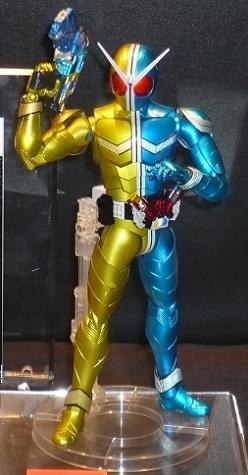 キャラホビ2010 MGフィギュアライズ 仮面ライダーダブル ルナトリガー