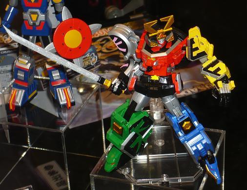 キャラホビ2010 スーパーロボット超合金 シンケンオー