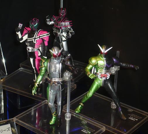 キャラホビ2010 DG EXTRA MODEL仮面ライダー