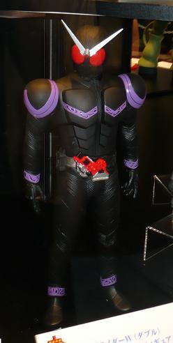 キャラホビ2010 バンプレスト スーパーサイズソフビフィギュア 仮面ライダージョーカー