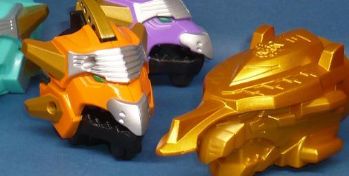 ミラクルドラゴンヘッダー&ドラゴンヘッダー エクゾチックブラザーVer,(橙)