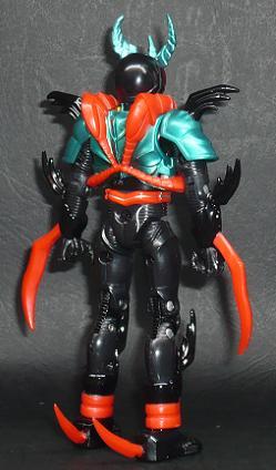 仮面ライダーエクシードギルス