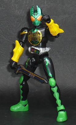 仮面ライダーオーズ ガタトラバ