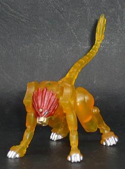 メタルライオン