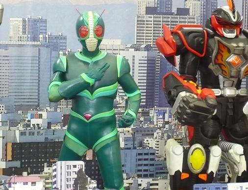 ガンバライドクエスト 仮面ライダーJ ジャンボフォーメーション