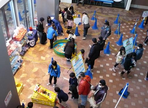 ポケモンセンタートウキョー 2013年02月03日