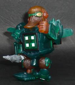 風の戦士団 放浪戦士(情報屋) ダッカー バースト