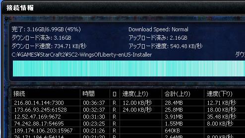 starcraft2ダウンロード