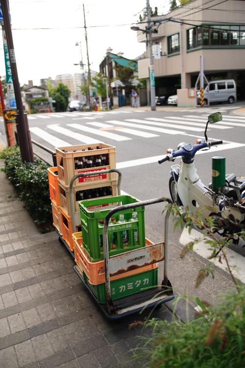 Canon EOS 1Ds (谷中)