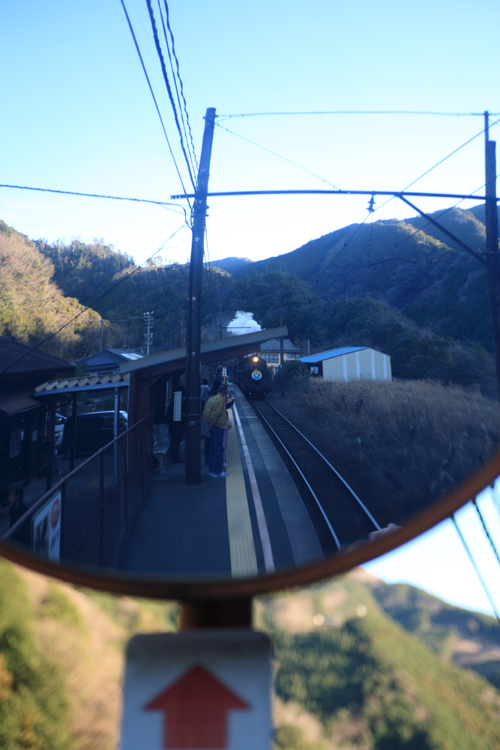 Canon EOS 5D (川根温泉笹間渡駅)