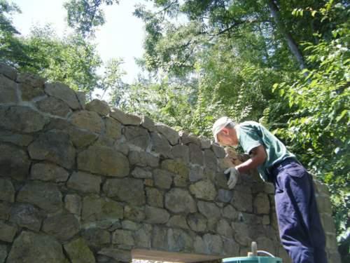 石積み最後の段1