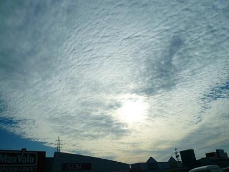 14スーパーからの雲2P1010341