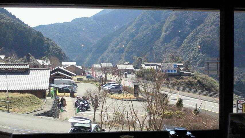 道の駅風景