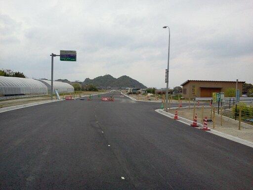 福岡近郊の新しい道