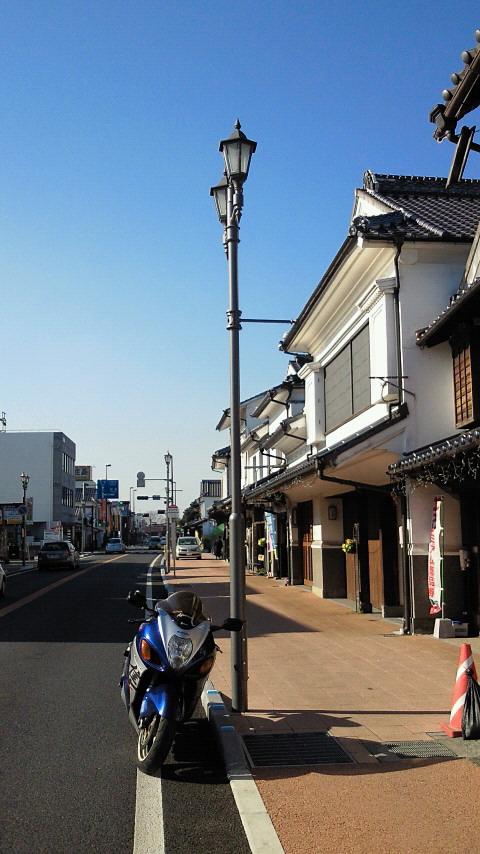 浮羽の町は天領日田への街道