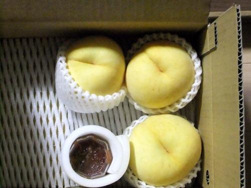 2011.9.25黄桃の贈り物  033 (1)