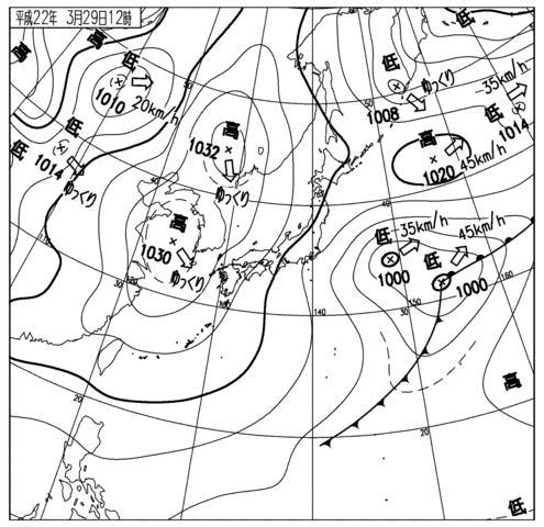 抜けた数日後に戻ってきた?停滞前線の影響で東京は対流性の雨 SPAS_032912