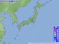 201005292100-00アメダス(降水量)