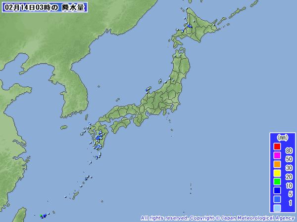 201102140300-00降水量