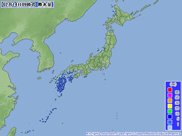 201102140900-00降水量