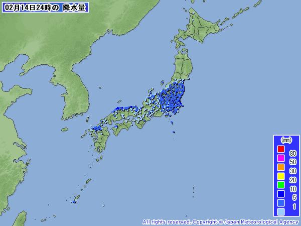 201102150000-00降水量