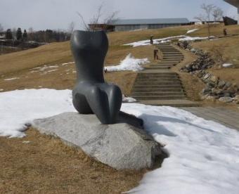 彫刻その1