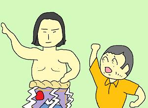 気になる大相撲