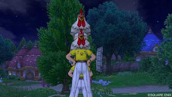 鶏の日11