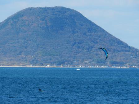カイトサーフィン 1