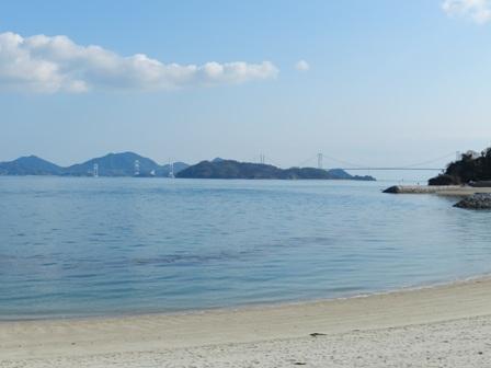 大角海浜公園にて 1