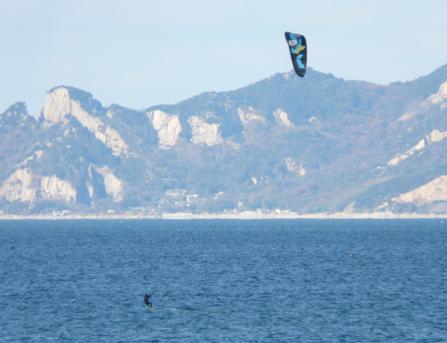 カイトサーフィン 2