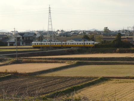 ことでん の電車 1