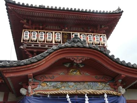 伊佐爾波神社 3