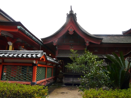 伊佐爾波神社 4
