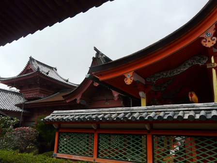 伊佐爾波神社 6