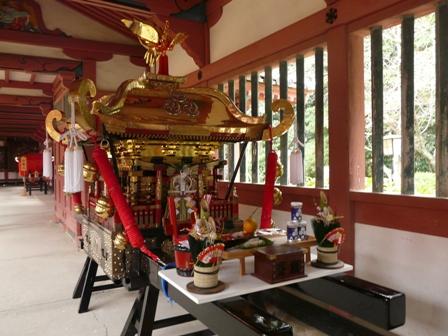 伊佐爾波神社 8
