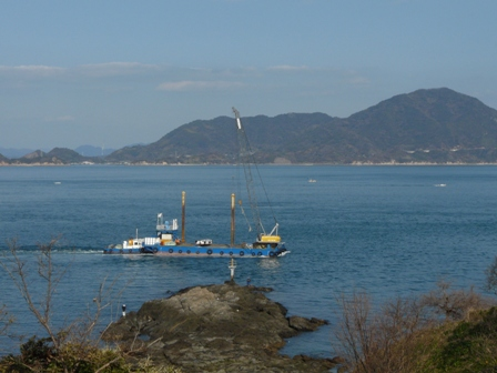 大角海浜公園にて 4