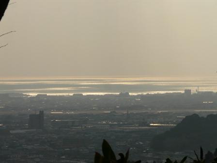 松山総合公園からの眺望 4