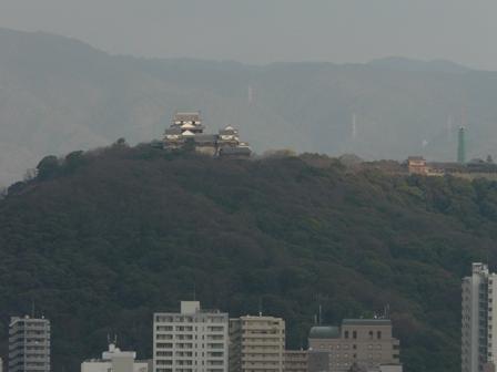 松山総合公園からの眺望 2