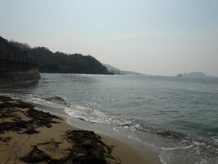 白石ノ鼻 斎灘
