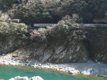 大歩危 2000系特急形気動車 3