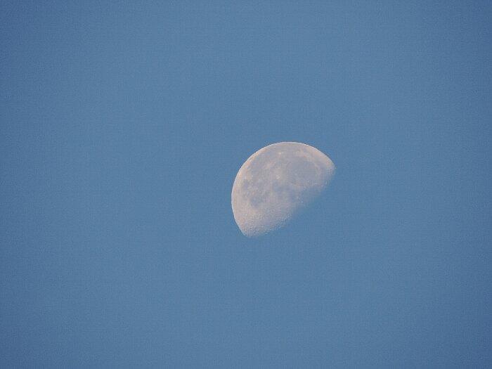 下弦の月s