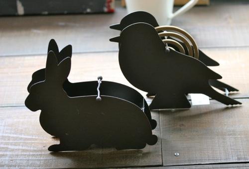 ウサギ 鳥