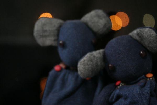 ネズミ姉妹