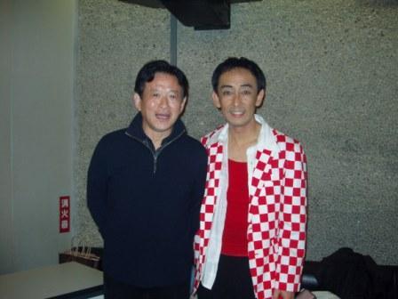 河合さんと加藤先生