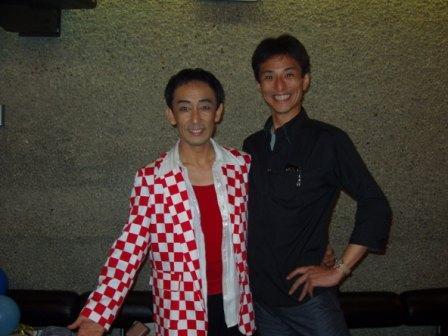 河合さんと白川さん