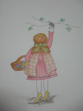 少女・・秋。