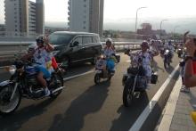 ばんちゃんの旅案内 -日本全国自走の旅--跳人ライダー