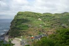 ばんちゃんの旅案内 -日本全国自走の旅--青海のだんだん畑