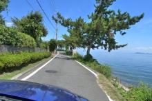 ばんちゃんの旅案内 -日本全国自走の旅--琵琶湖岸